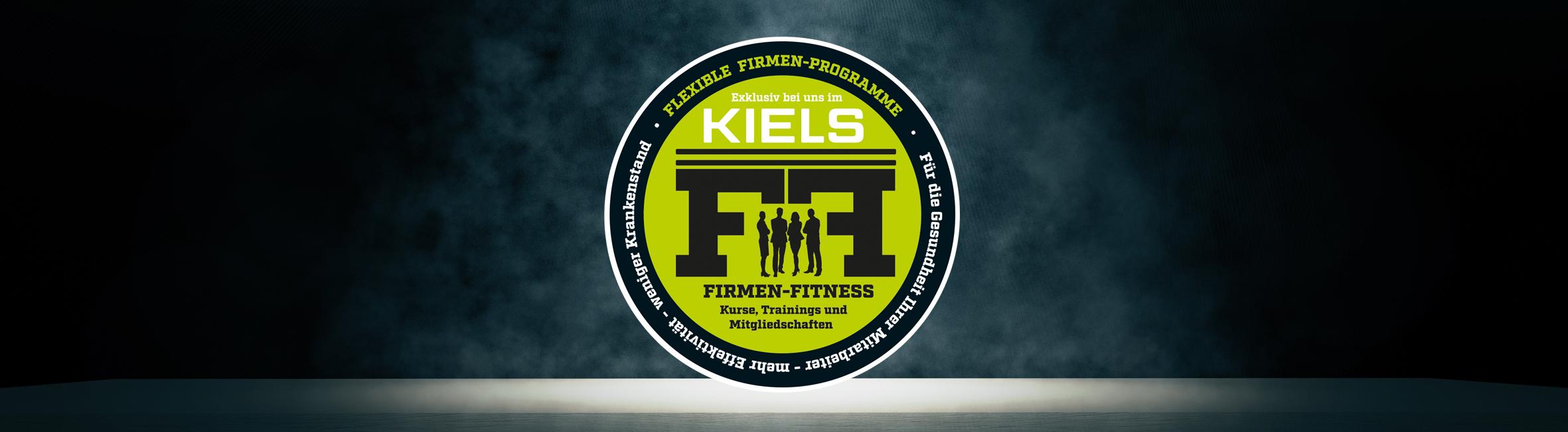 KIELS Firmenfitness in Kiel