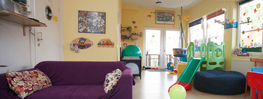 Kiels Fitness Studio Grasweg Betreuung der Kinder