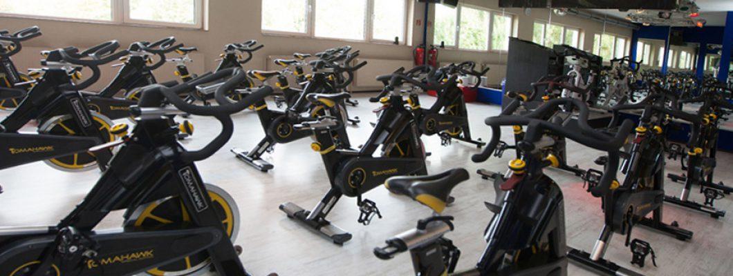 Kiels Fitnessstudio Grasweg Spinning