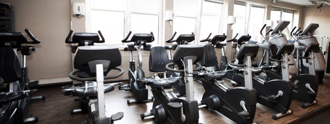 Kiels Fitnessstudio Grasweg Cardiogeräte