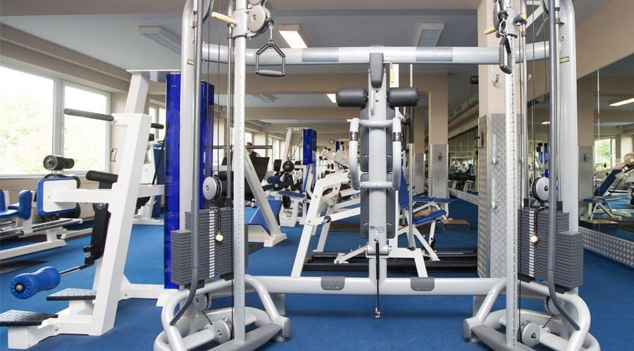 Kiels Fitness Center Kabelzuggerät