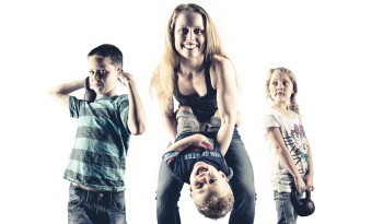 Kinder Betreuung im Kiels